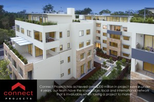 Connect Real Estate Agent Project